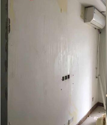 墙面翻新改造