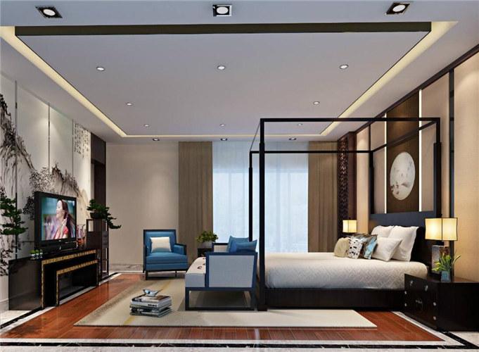 卧室翻新改造