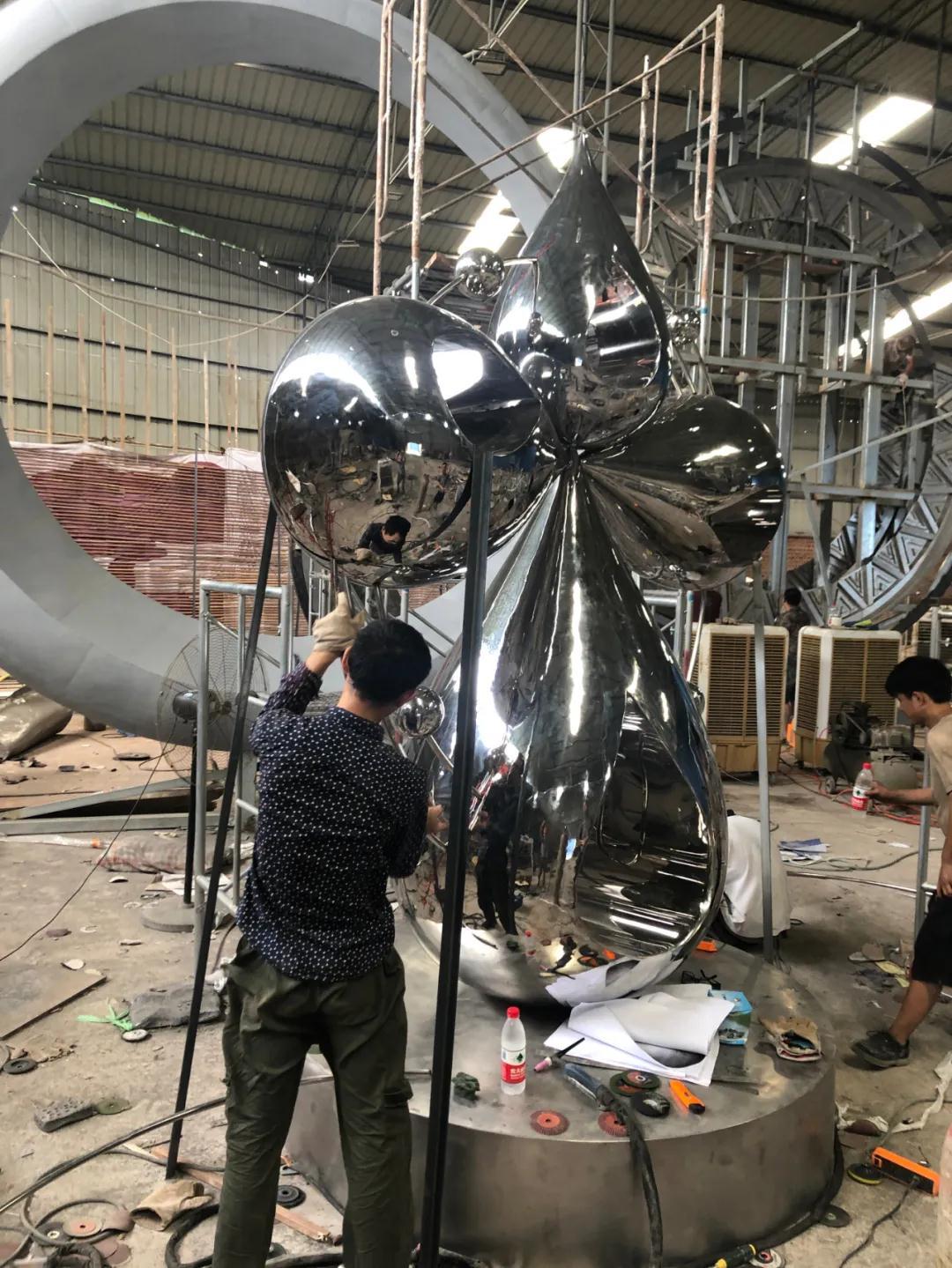 重慶不銹鋼雕塑