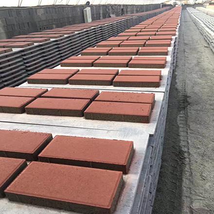 九孔植草砖