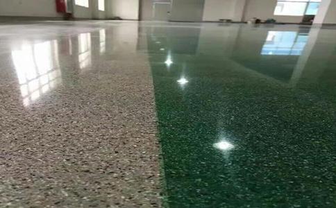 染色固化地坪怎么施工
