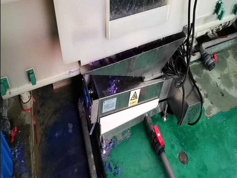 膜渣减重机