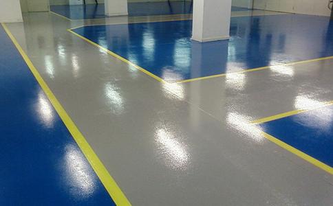水性聚氨酯地坪漆施工工藝