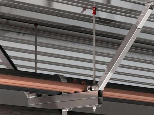 风管抗震支吊架