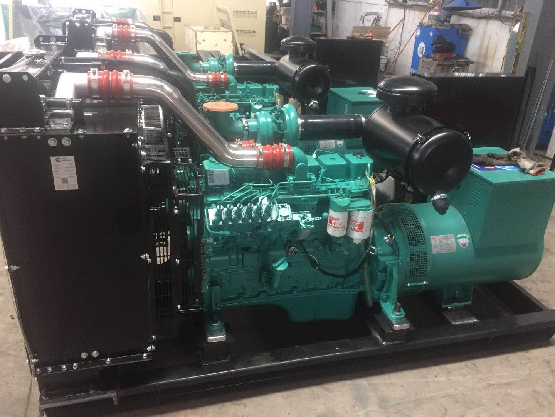 150KW柴油发电机