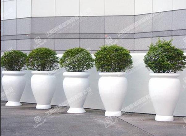 辽宁玻璃钢花盆