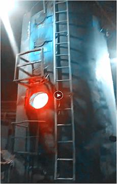 遼寧生物質氣化旋轉燃燒鍋爐生產廠家