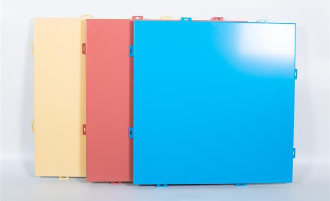 搪瓷铝单板