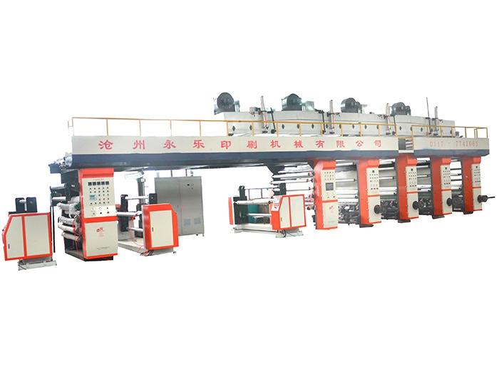凹版高速印刷机印刷复合一体机