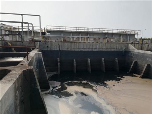 河北宏勃污水池防腐