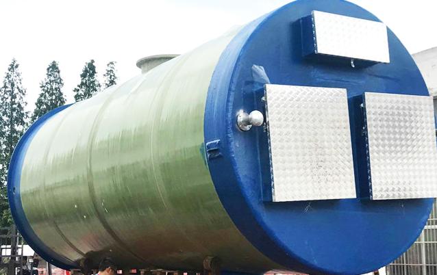 一體化污水提升泵站的功能及使用范圍