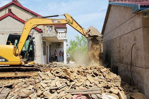 沈阳建筑拆除