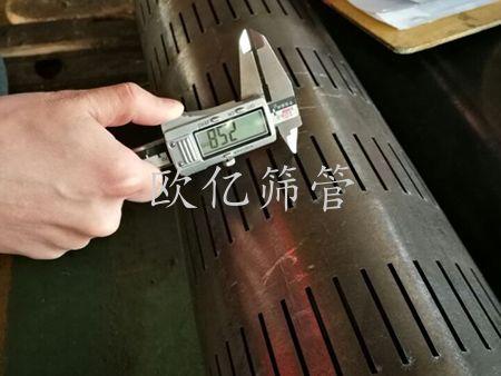 油气田用防砂筛管