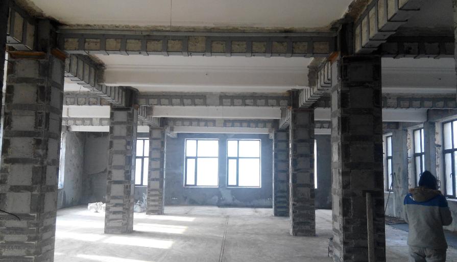 沈阳建筑加固工程