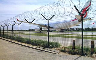 機場圍欄網安裝