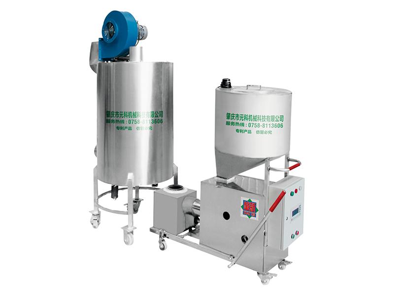 節能環保組合式熱風交換供暖設備