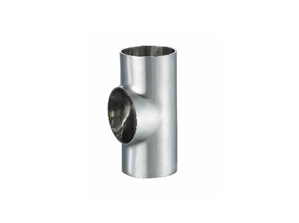 卫生级焊接平口三通