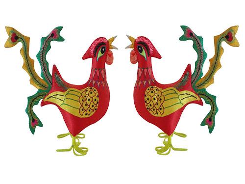 慶陽淑方香包刺繡