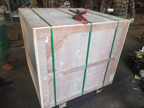 Airtight screen sealing machine