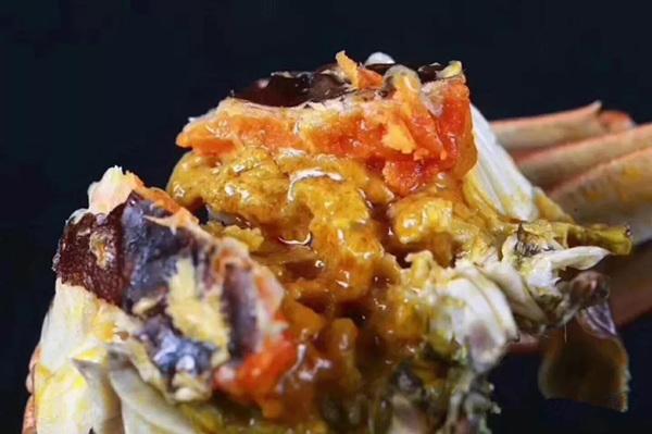 盤錦稻田蟹