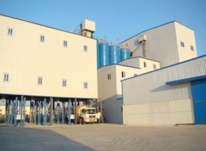 30万吨干混砂浆生产线