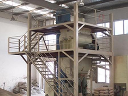 大型干粉砂漿設備