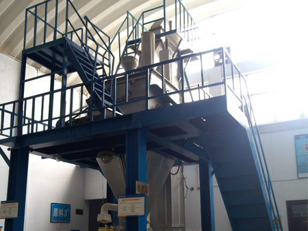 特種砂漿生產設備