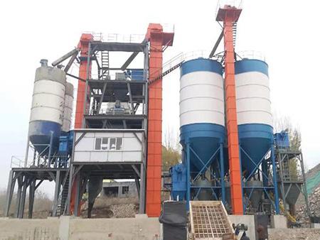 干混砂漿生產線設備