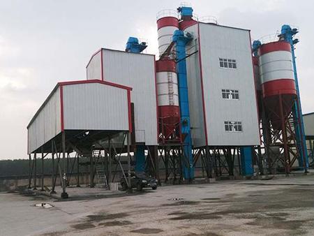自動化干粉砂漿設備