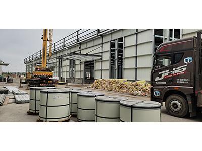 甘肃钢结构工程