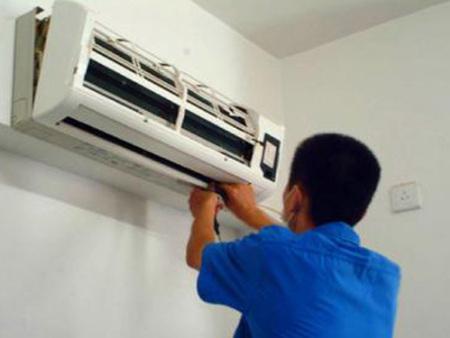 新乡挂壁式空调清洗公司