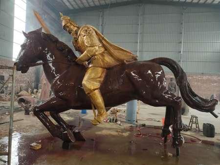 沈阳铸铜雕塑