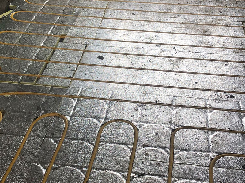 碌曲地板采暖系统