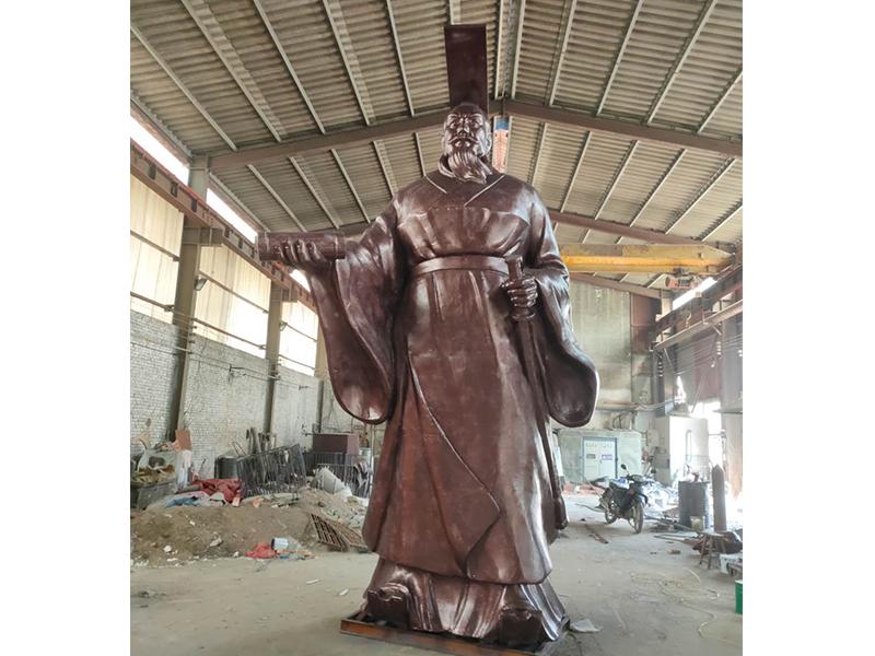 沈阳锻铜雕塑