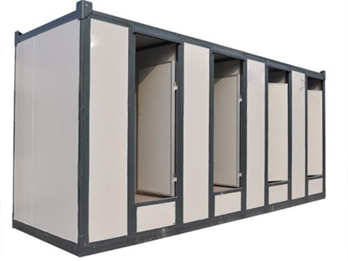 集装箱活动房行情分析
