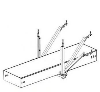 抗震成品支架