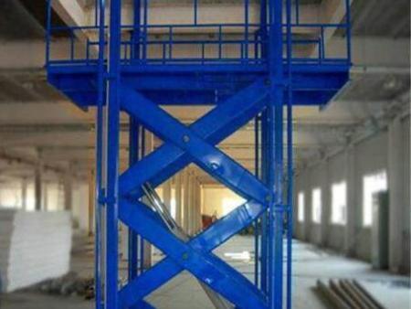 导轨式升降货梯厂家