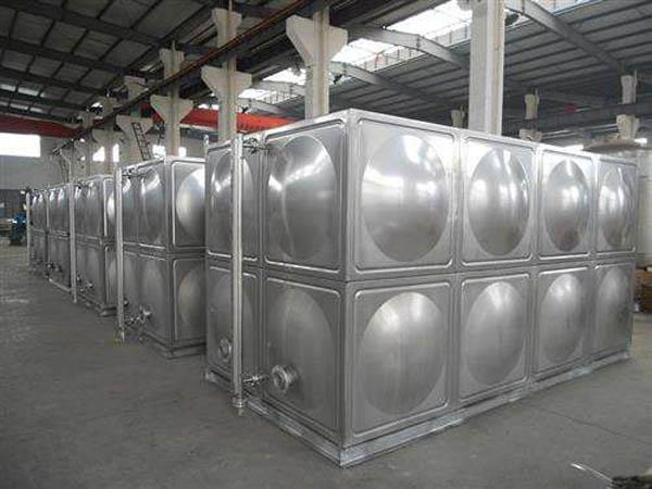 不锈钢水箱价格