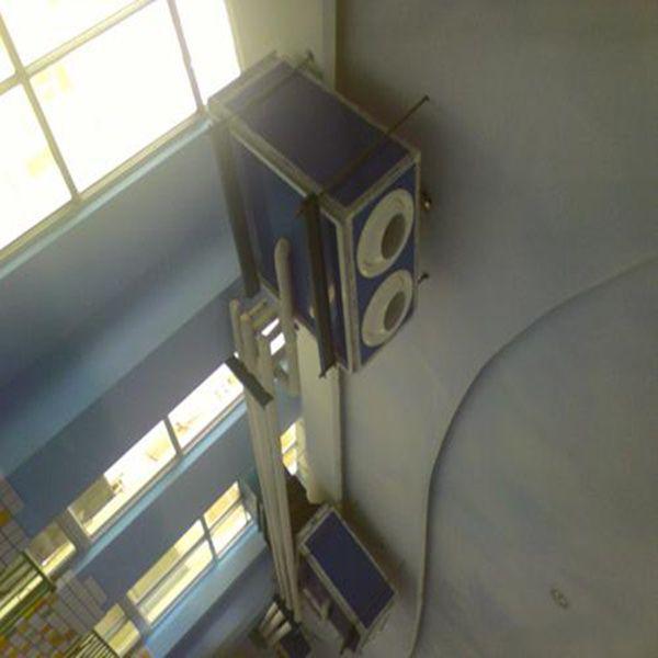 遠程射流空調機組