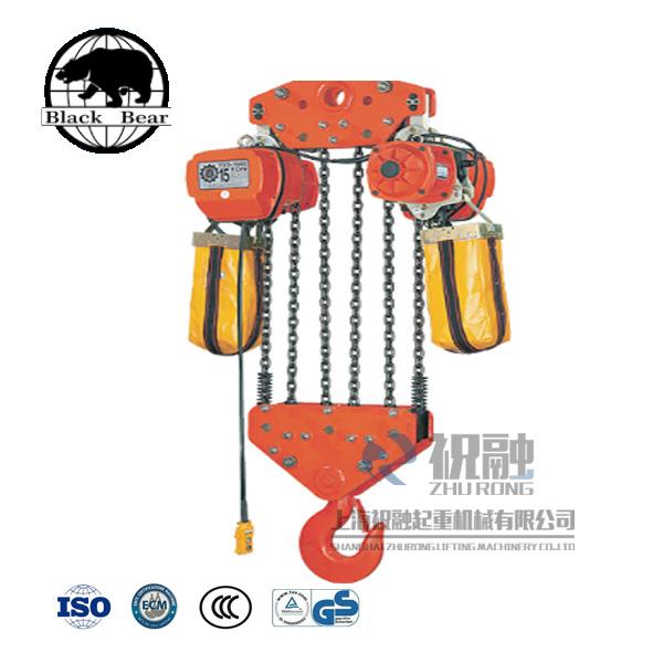 台湾黑熊电动葫芦优势