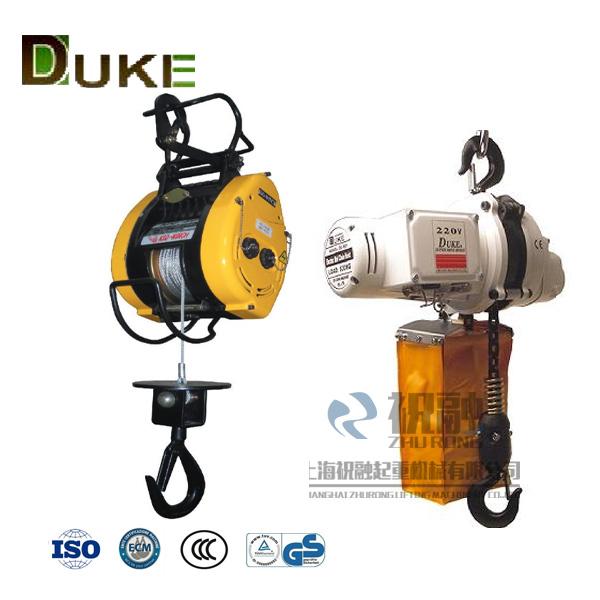 DU-200A小金刚电动葫芦