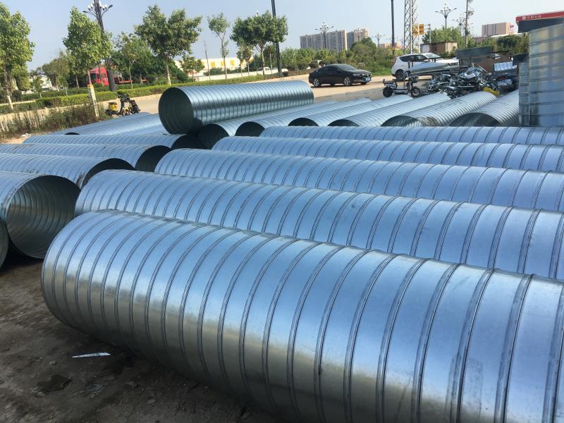 泉州螺旋風管