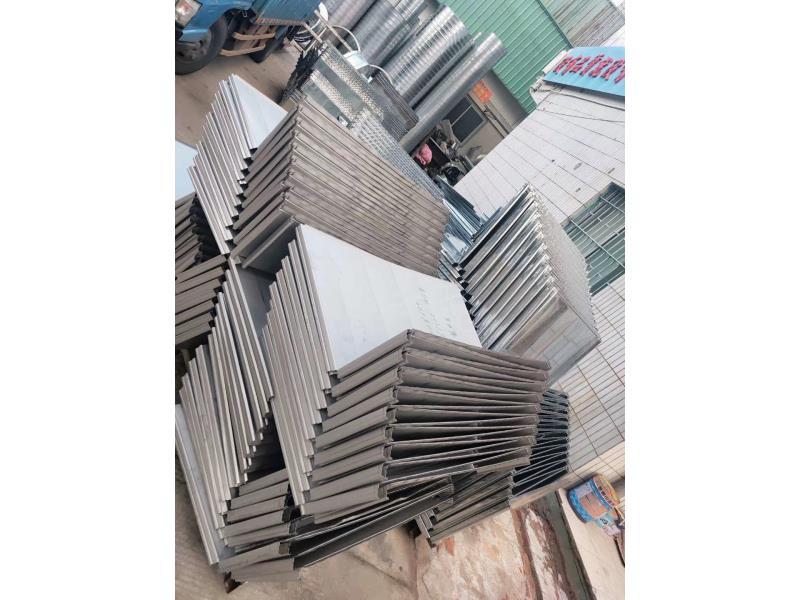 鍍鋅供板風管