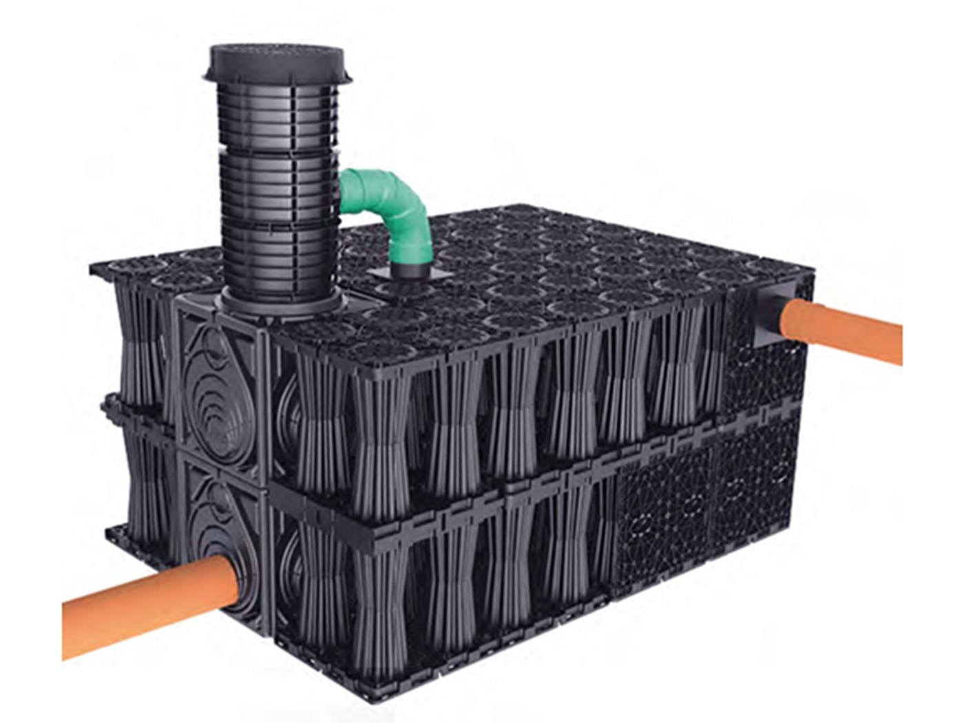 雨水收集设备