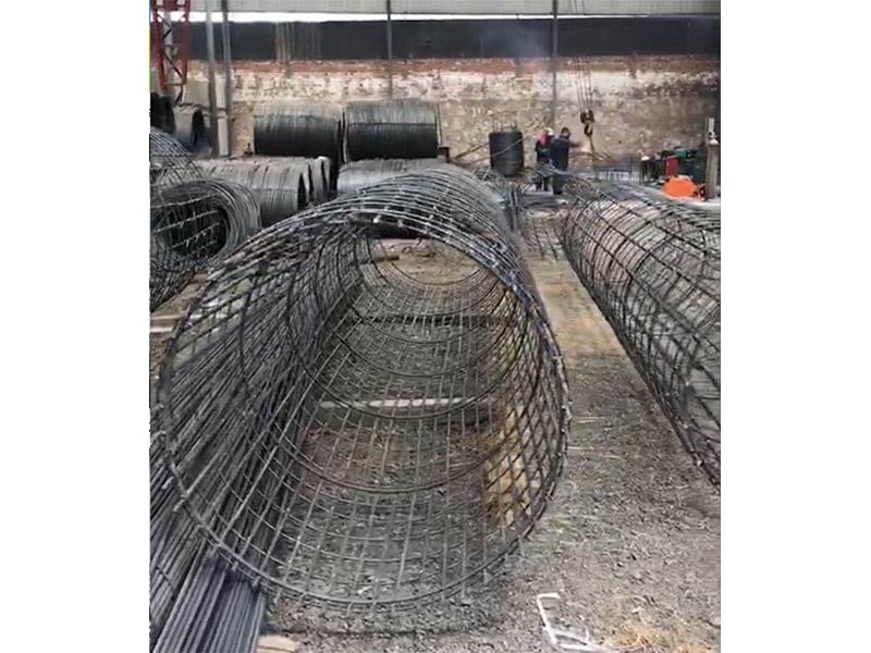 甘肃钢筋笼子加工厂家