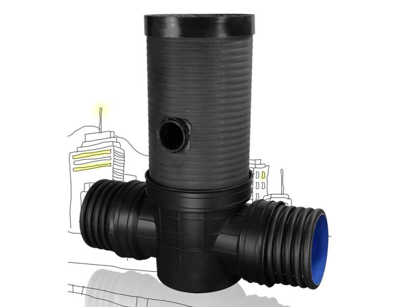 建筑排水用塑料检查井