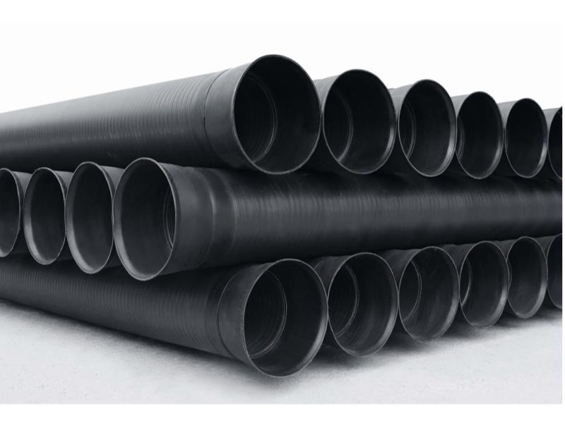 聚乙烯(HDPE)中空壁缠绕排水管