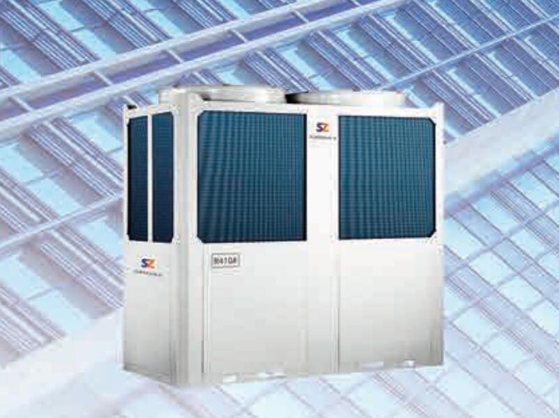 全直流商用变频超低温热泵冷暖机组