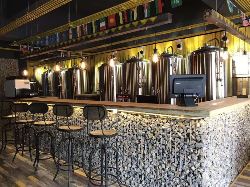酒店啤酒设备
