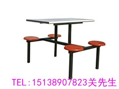 鹤壁快餐店餐桌椅